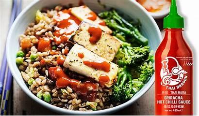 Sriracha Tofu Sauce Chargrilled Chilli Thai Dragon