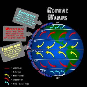 Global Winds Diagram