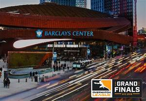 Overwatch League Grand Finals Sells Out The Barclays
