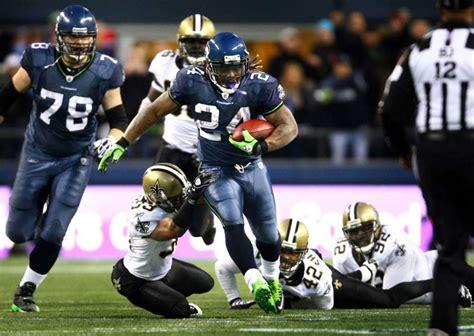 beast quake seahawks saints playoff