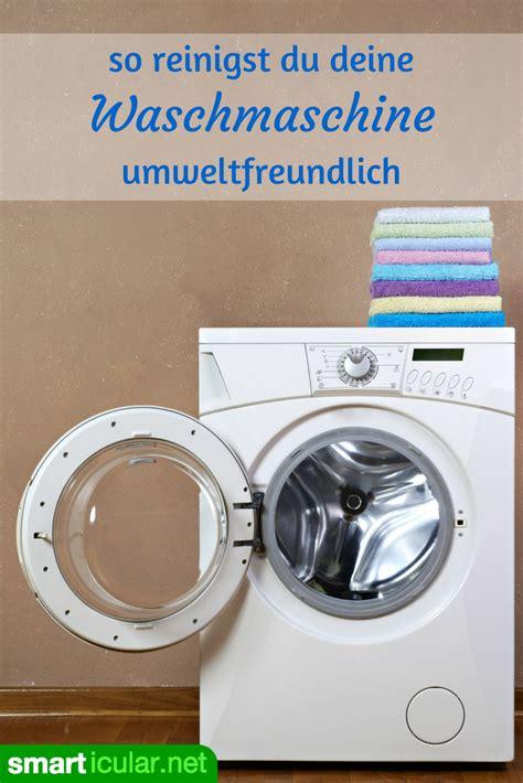 waschmaschine mit waschmittel waschmaschine umweltfreundlich reinigen mit hausmitteln