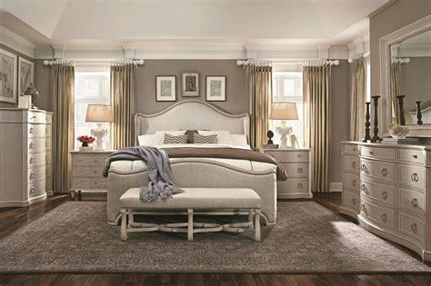 chateaux grey upholstered shelter bedroom set 213155 2023hb 2023fb 2023rs art furniture