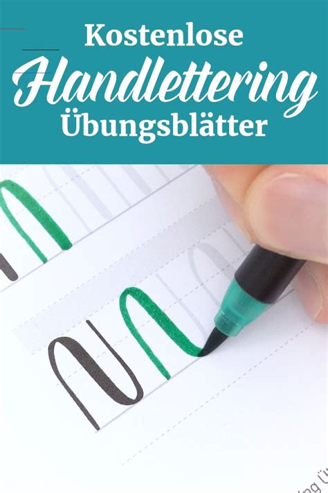 Pdf drive is your search engine for pdf files. Handlettering Übungsblätter (kostenlos) - #calligraphyalphabet in 2020 | Lettering, Lettering ...