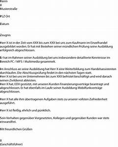 Bewerbung Kaufmann Im Einzelhandel : zeugnisgalerie ~ Orissabook.com Haus und Dekorationen
