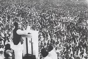 7 March Speech of Bangabandhu - Wikipedia