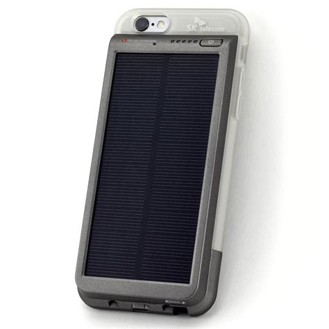 iphone 6 solar charger solar charger for iphone 6 6s power bank emergency