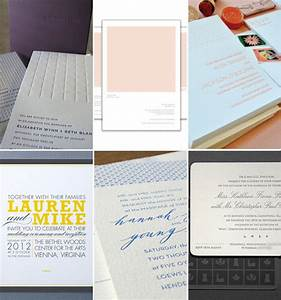 2011 wedding invitation trends style and inspiration With ultra modern wedding invitations