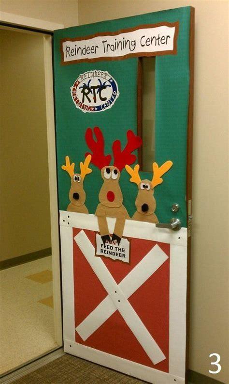 door covers for winter redstone test center gets in the spirit with door