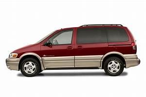 2002 Pontiac Montana V16 Passenger Van Pictures