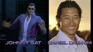 Saints Row 4 - Characters and Voice Actors - YouTube