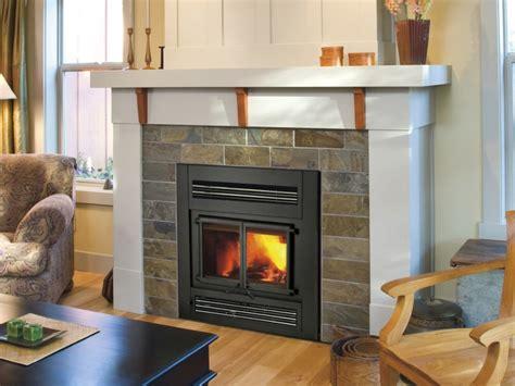 change  convert  wood fireplace