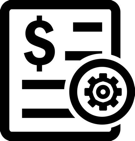 Daily Expense Reimbursement Management Svg Png Icon Free ...