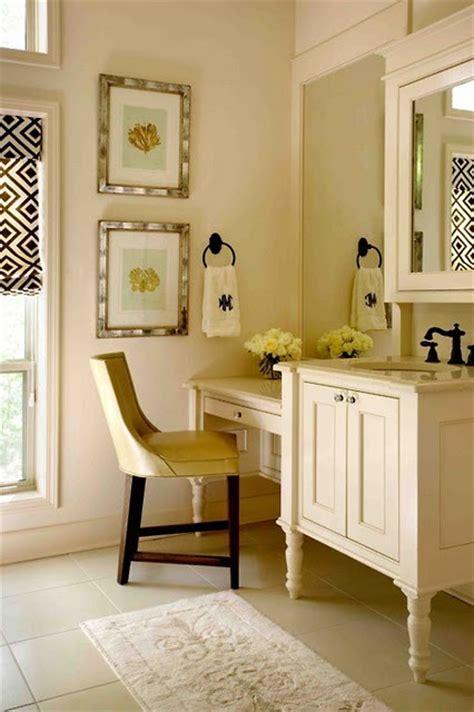 Bathroom Vanity With Built In Makeup Area by Sink Vanity Bathroom Ideas