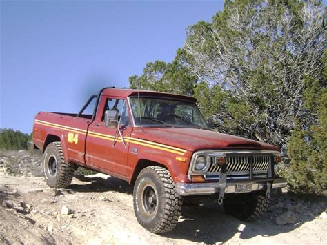 jeep honcho lifted theharris 39 1978 jeep j10 honcho specs photos
