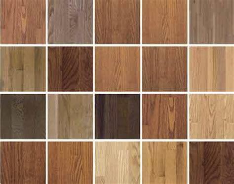 hardwood flooring wood types hardwood flooring types and species