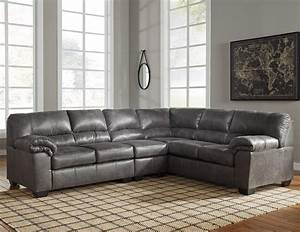 signature design by ashley bladen 3 piece faux leather With faux leather sectional sofa ashley