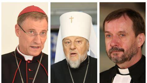 Lielāko kristīgo konfesiju vadītāji Lieldienās vēl ...