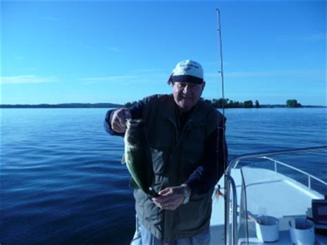 Boat Cleaning Kingston Ontario by Fishing In Kingston Gananoque And The 1000 Islands