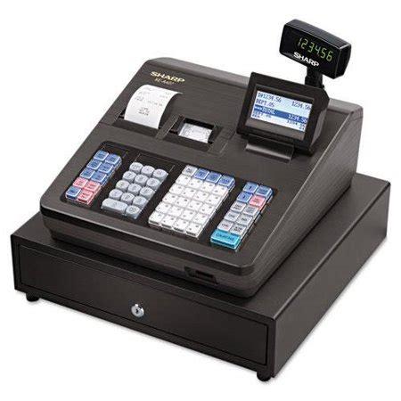 Sharp Cash Register Xea407 Walmartcom