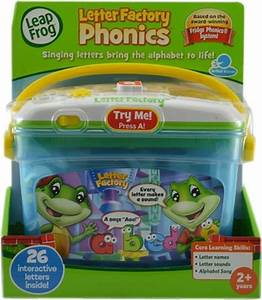 leapfrog letter factory phonics toy game With leapfrog letter factory phonics toy