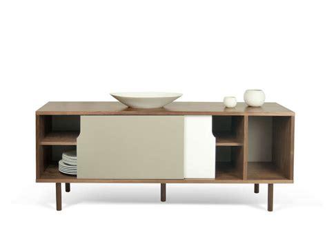 cuisine blanc et noyer meuble tv scandinave gris clair dann noyer