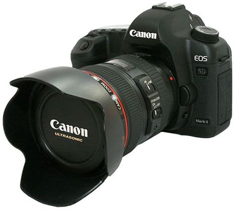 Canon Professional Cameras  Canon Eos 5d Mark Ii