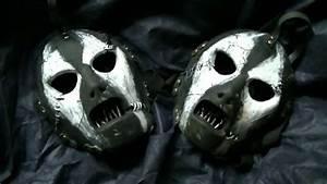 2 New Paul Gray Slipknot Masks - All Hope Is Gone - VIII ...