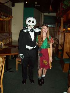 17 Best images about Jack & Sally Halloween costumes on ...