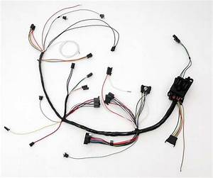 Dash Wiring Harnesses  1970 Chevy Impala