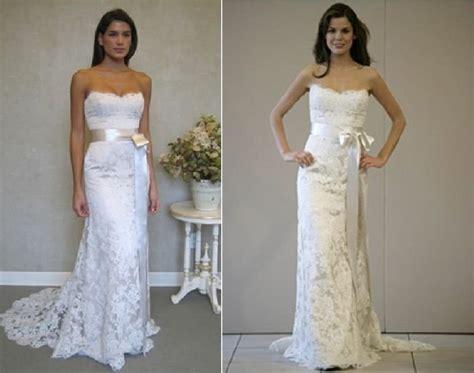 ivory  white wedding dress luxury brides