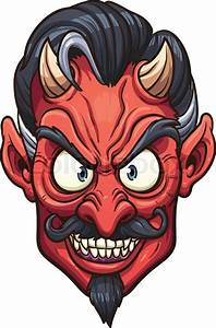 Cartoon Evil Devil Face | www.pixshark.com - Images ...