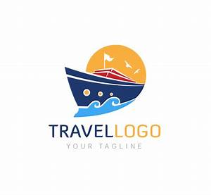 Travel Agency Logo & Business Card Template - The Design Love