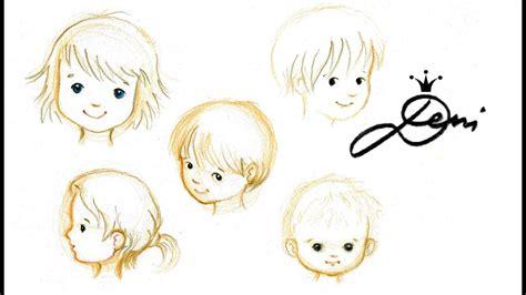 gesichter malen für kinder gesichter zeichnen lernen kinder malen kindergesicht