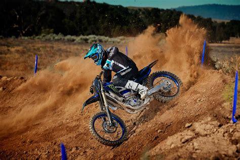 2021 Yamaha YZ450F Monster Energy Yamaha Racing Edition ...