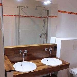 meuble salle de bain zen bois cheap with meuble salle de With nice meuble lavabo bois massif 10 meubles de salle de bain en bois massif zen atlantic bain