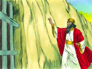 Daniel and the Lions Den Bible Story