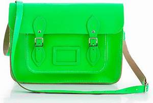 Jew The Cambridge Satchel pany Fluorescent Satchel