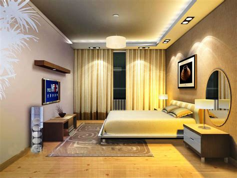 Bright Bedroom Lighting Ideas With Creative Ceiling Lamps