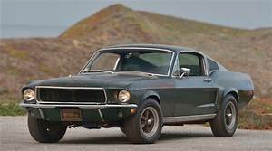 The Real 1968 Ford Mustang Bullitt Estimated To Sell For $3.5 Million