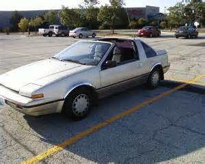 Nissan Pulsar Exa 1987