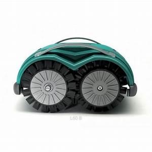 Robot Tondeuse Grande Surface : tondeuse robot l60 lame de 24cm pour surface de 200m2 ~ Dode.kayakingforconservation.com Idées de Décoration