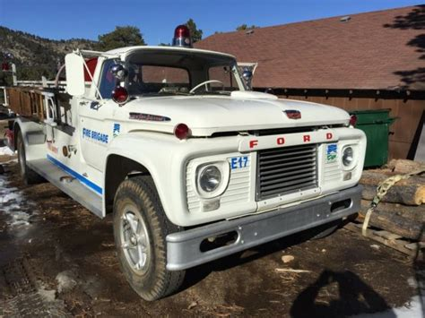 Ford F 850 by 1961 Ford F 850 Truck For Sale Photos Technical