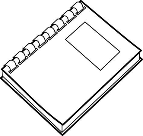 sketchbook spiral binder coloring pages