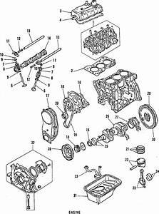 Chevrolet Sprint Engine Cylinder Head Gasket Set  Gasket
