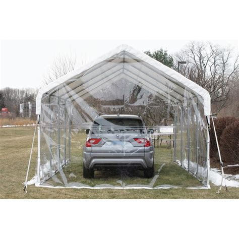 Small Carport Kit by Small Carport Gable End 24 Growers Supply