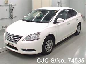 2015 Nissan Bluebird Sylphy White For Sale