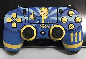 These Fallout 4 PS4Xbox One Controllers Are A Wastelander