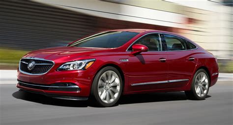 New Buick Lacrosse by 2018 Buick Lacrosse Gains New Eassist System Starts From