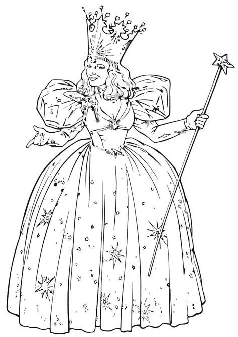 wizard  oz coloring pages coloring pages