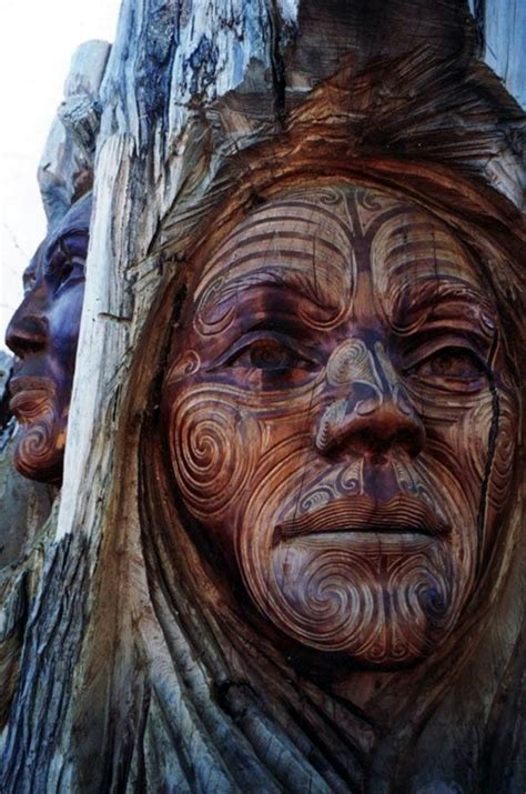 exceptional examples  tree carving art bored art